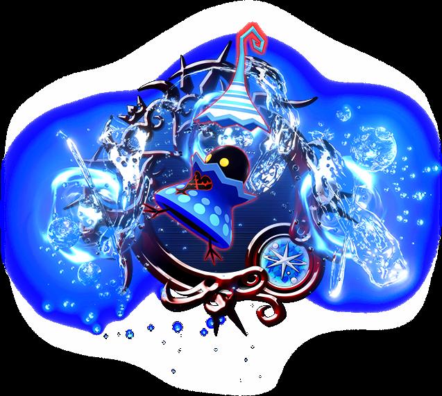 Aquatic Kingdom Hearts Wiki: KH III Marine Rumba