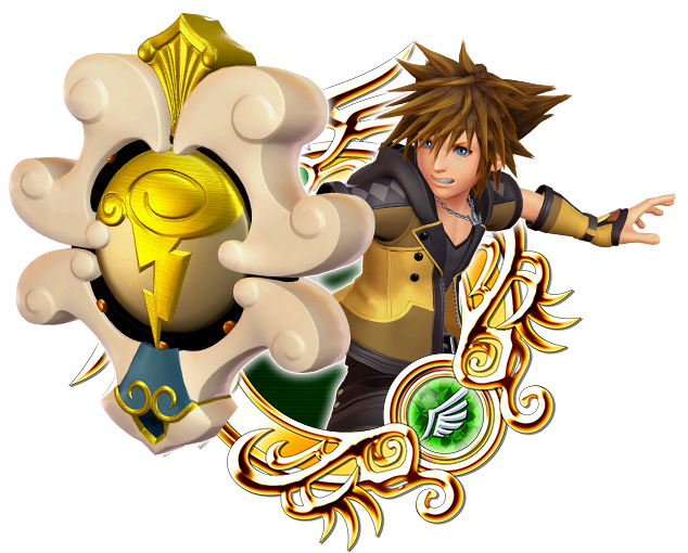 SN - Guardian Form Sora