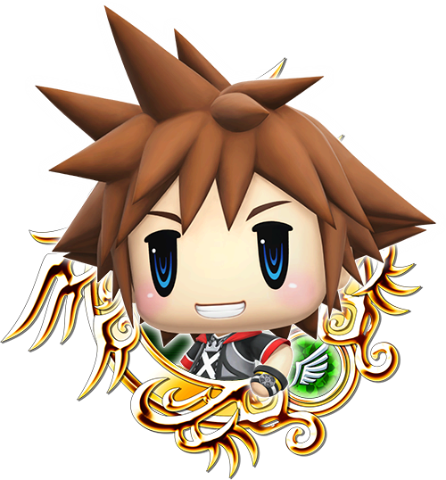 WORLD OF FF Sora