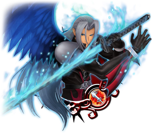 Sephiroth (EX) - Kingdom Hearts Unchained χ Wiki