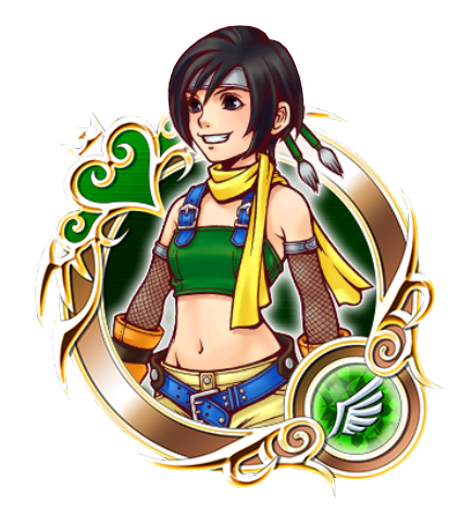 Illustrated Yuffie