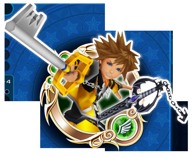 Master Form Sora - Kingdom Hearts Unchained χ Wiki