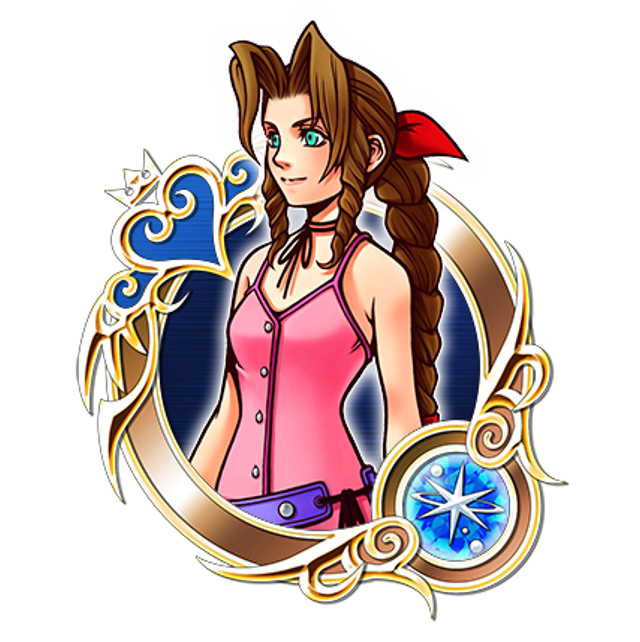 Illustrated Aerith