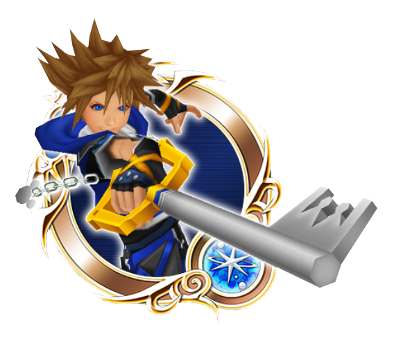 Wisdom Form Sora - Kingdom Hearts Unchained χ Wiki