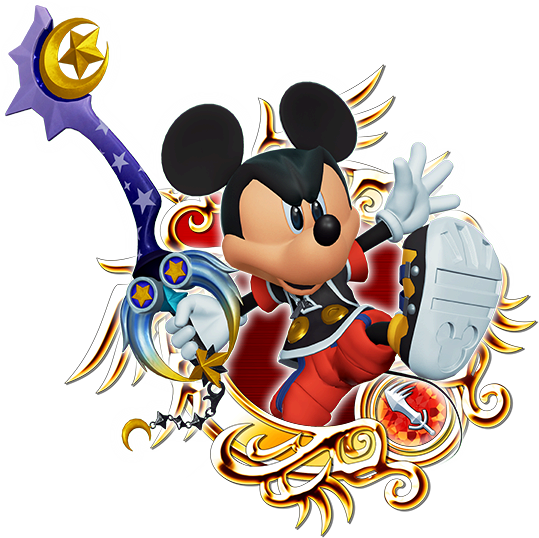 KH 0.2 King Mickey A