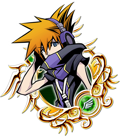 The World Ends with You Art 3