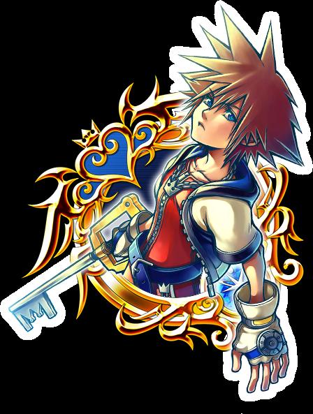 Sora Art EX KINGDOM HEARTS