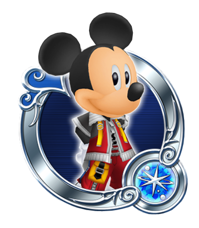 KH II King Mickey