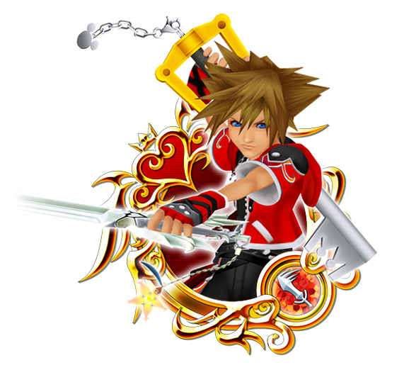 Kingdom Hearts Sora Limit Form HD Valor Form Sora - K...