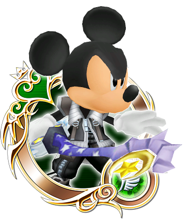 mickey kingdom hearts