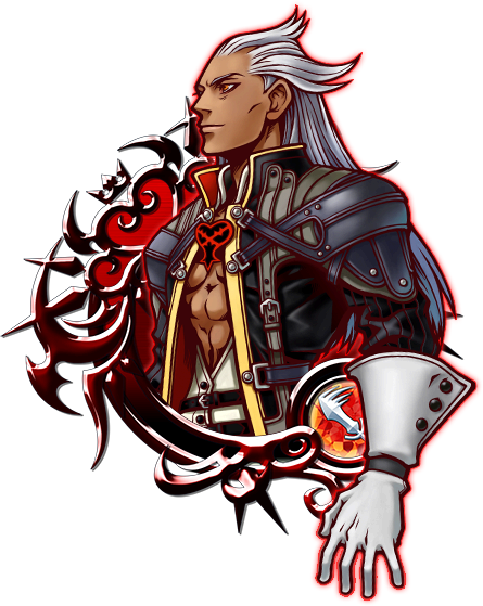 Illustrated Ansem