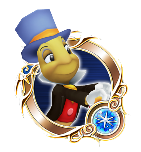 Jiminy Cricket Kingdom Hearts Unchained Wiki