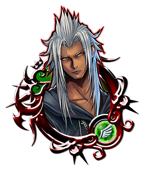 Illustrated Xemnas