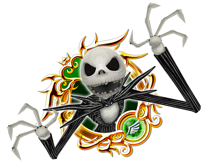 Jack Skellington LM Ver - Kingdom Hearts Unchained χ Wiki