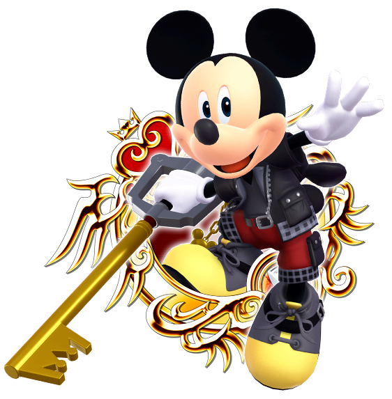 KH III King Mickey [EX]
