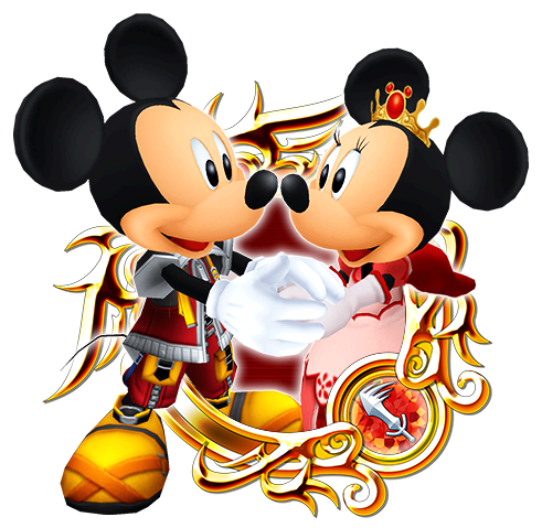 Mickey  Minnie Mouse  Kingdom Hearts Unchained  Wiki