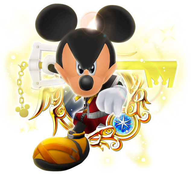 HD King Mickey [EX]