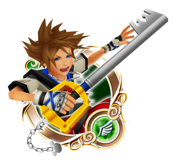 Limit Form Sora - Kingdom Hearts Unchained χ Wiki