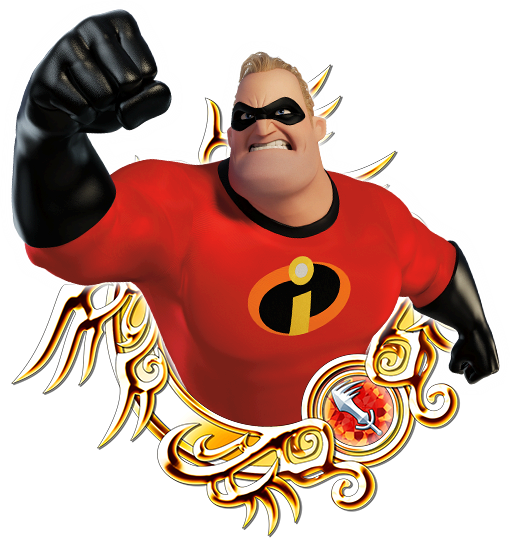 Prime - Mr. Incredible