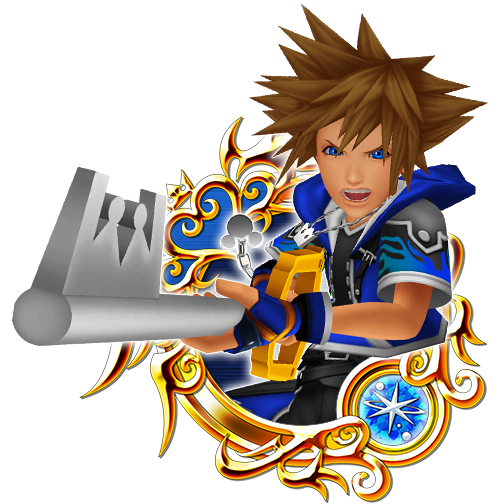 HD Wisdom Form Sora - Kingdom Hearts Unchained χ Wiki