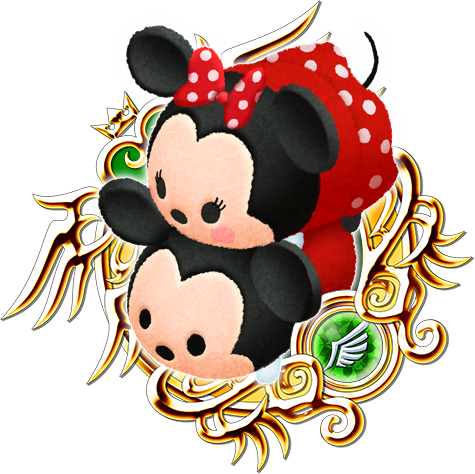 Tsum Tsum Mickey & Minnie
