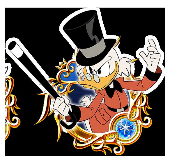 scrooge mcduck kingdom hearts unchained χ wiki
