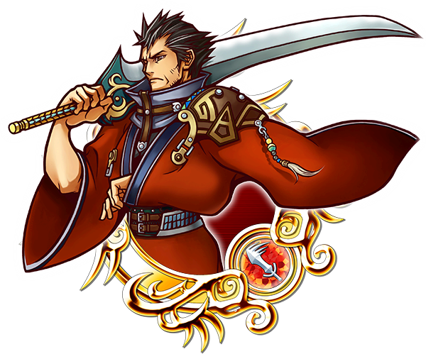 Illustrated Auron