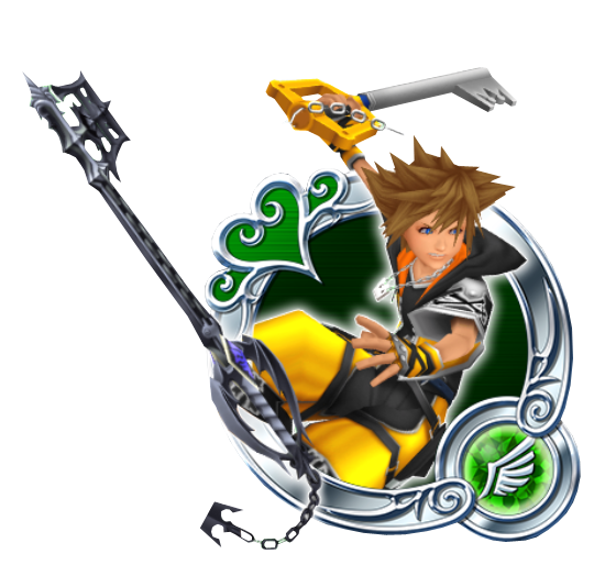 Master Form Sora - Kingdom Hearts Unchained χ Wiki