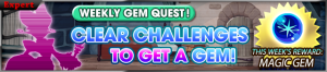 Event - Weekly Gem Quest 13 banner KHUX.png