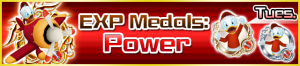 Special - EXP Medals Power banner KHUX.png