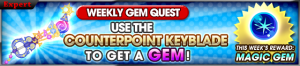 Event - Weekly Gem Quest 22 banner KHUX.png