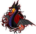Maleficent (Dragon) 6★ KHUX.png