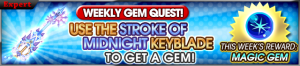 Event - Weekly Gem Quest 16 banner KHUX.png