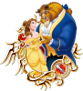 Illustrated Belle & Beast 7★ KHUX.png