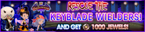 Event - Rescue the Keyblade Wielders! banner KHUX.png
