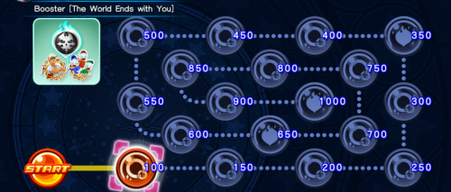 Cross Board - Booster (The World Ends with You) KHUX.png