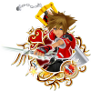 HD Valor Form Sora 7★ KHUX.png