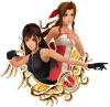 Tifa & Aerith 7★ KHUX.png