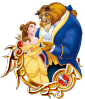 Illustrated Belle & Beast 6★ KHUX.png