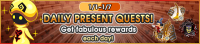 Event - Daily Present Quests! banner KHUX.png