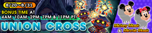 Union Cross - Mickey Mask & Minnie Mask banner KHUX.png