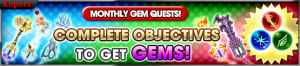 Event - Monthly Gem Quests! 5 banner KHUX.png