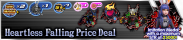 Shop - Heartless Falling Price Deal banner KHUX.png