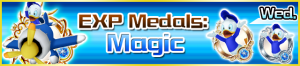 Special - EXP Medals Magic banner KHUX.png