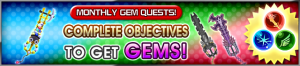 Event - Monthly Gem Quests! 24 banner KHUX.png