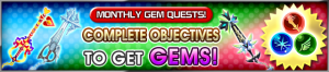 Event - Monthly Gem Quests! 18 banner KHUX.png
