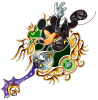 SN++ - Illus. King Mickey 7★ KHUX.png