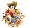 Musketeer Goofy 6★ KHUX.png
