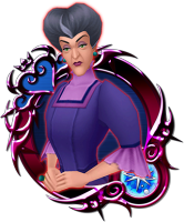 Lady Tremaine 5★ KHUX.png