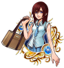 Illustrated KH II Kairi 7★ KHUX.png